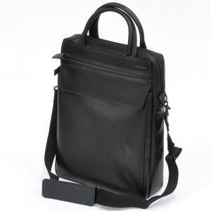 イケテイ KARUWAZA 鞄 ウイング ビジネスバッグ タテ型 ブラック 18562-BLK 18042 (32000)|penworld