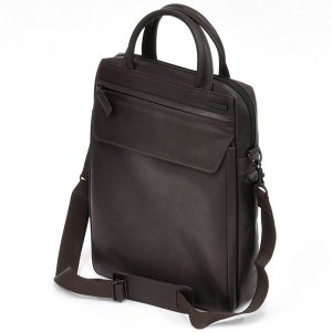 イケテイ KARUWAZA 鞄 ウイング ビジネスバッグ タテ型 チョコ 197A18562-CHO (32000) penworld