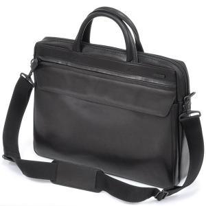 イケテイ KARUWAZA 鞄 ウイング ビジネスバッグ 天F ブラック 197A18563-BLK (32000) penworld