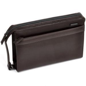 イケテイ KARUWAZA 鞄 ウイング メンズバッグ チョコ セカンドバッグ 縦ハンドル 18261-CHO 18090 (19000)|penworld