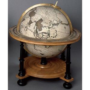 ワタナベ(渡辺教具製作所) 地球儀 ファルク 地球儀レプリカ スタンダード版 W-0211 18173 (55000)|penworld