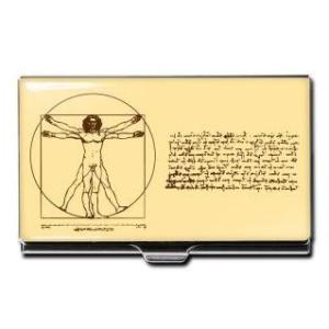 アクメ カードケース CLD01BC レオナルド・ダ・ヴィンチ SCIENSE19000  (5000)|penworld