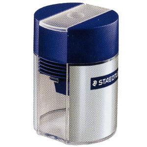 ステッドラー 鉛筆削り 鉛筆削り 511 001 蓋付きシャープナー(1穴) *92A511001 (450)|penworld
