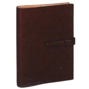 ダ・ヴィンチ システム手帳 ダヴィンチグランデ アースレザー A5サイズ リング25mm DSA1702E ダークブラウン *53ADSA1702E (19000)|penworld