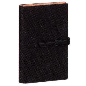 ダ・ヴィンチ システム手帳 ダヴィンチグランデ アースレザー バイブルサイズ リング15mm  DB1272B ブラック *53ADB1272B (14000)|penworld