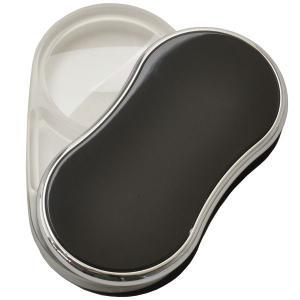 アイデア文具・雑貨 LEDスウィングルーペカラー ブラック SR-1400-SRC-BL 22186 (1700) penworld