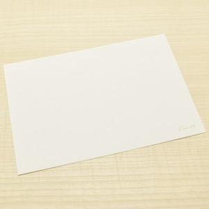 クオレッティ コットン クリーム カード XG1641 無地 256A-XG1641 (270)|penworld