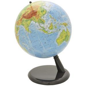 ワタナベ(渡辺教具製作所) 地球儀 CT コンティネンツ No.2001 地勢タイプ プラスチック台 25221 (5800)|penworld