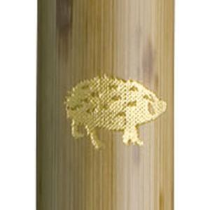 あかしや 万年毛筆 天然竹筆ペン カスタムオーダー 干支シリーズ 亥 (名入れ無料サービス) 259FAK3200MK-12 (3200)|penworld