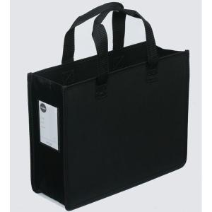 サクラクレパス ノータム オフィス・トートバッグ J(自立タイプ) UNT-A4J#49 ブラック 80CUNT-A4J#49 (1200)|penworld
