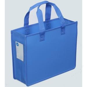サクラクレパス ノータム オフィス・トートバッグ J(自立タイプ) UNT-A4J#36 ブルー 80CUNT-A4J#36 (1200)|penworld
