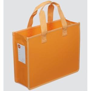 サクラクレパス ノータム オフィス・トートバッグ J(自立タイプ) UNT-A4J#5 オレンジ 80CUNT-A4J#5 (1200)|penworld