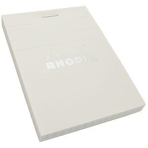 ロディア 単品 ブロックロディア No.11 ホワイト 5mm方眼 #65SCF11201 (200)|penworld