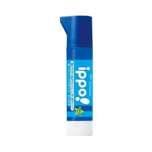 ippo !(イッポ) のり 固形のり PT-TCIM01 ブルー 27069 (120)|penworld