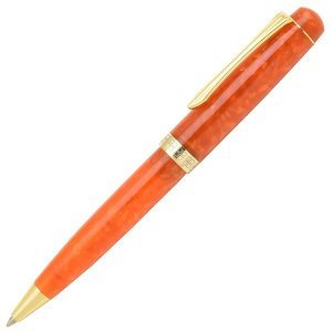 ボールペン 名入れ / Pent〈ペント〉 コンバーチブルペン by大西製作所 マンダリンオレンジ(日本製) 27200 (11800)|penworld