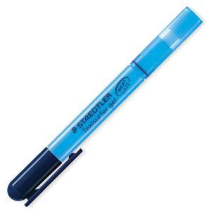 ステッドラー STAEDTLER 蛍光ペン テキストサーファーゲル シュリンクタイプ 264-3 ブルー 27537 (150)|penworld