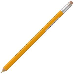 シャーペン / OHTO(オート) シャープペンシル 0.5mm 木軸シャープ消しゴム付 APS-280E-YE イエロー 27555 (280)|penworld