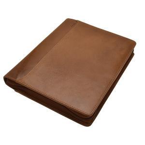 ファイロファックス A5 サイズ ロックウッド ジップ システム手帳 021693 コニャック 27950 (28000) penworld