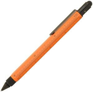 シャーペン ブランド / モンテベルデ ペンシル 0.9mm ワンタッチ・スタイラス ツール・ペン オレンジ 35P1touchtool_OR (4000)|penworld