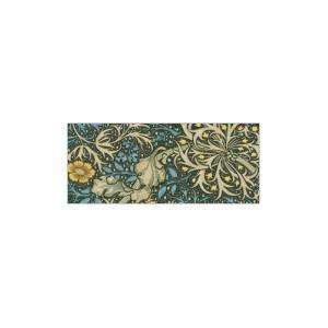 ウィリアム・モリス 詰め替え用/1巻入り 標準サイズ mt wrap MTWRAR39 Seaweed penworld