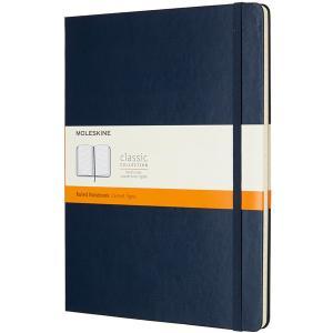 横罫線付き、Xラージサイズ。シンプルなデザインと高い機能性から人々に愛され続ける、モレスキンのノート...