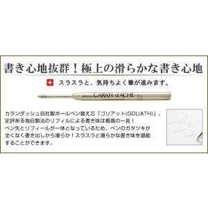 ボールペン カランダッシュ 名入れ CARAND'ACHE 限定品 849 トロピカル NF0849-217|penworld|09