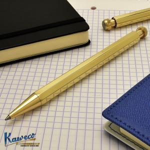 ボールペン カヴェコ 名入れ 無料 KAWECO カヴェコスペシャル SPECIAL ブラス SX/PS-BPBR|penworld