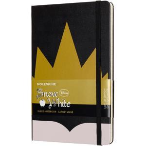 モレスキン MOLESKINE ノートブック 限定版 スノーホワイト LESNQP060CR 5180882 ラージサイズ クラウン 横罫 (3300)|penworld