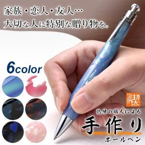 ボールペン Pent〈ペント〉 × 工房 楔 ルーチェペン アセテート|penworld