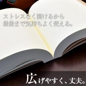 Pent〈ペント〉 パピルス ノート ビブリオン  by大和出版印刷 罫線 バイブルサイズ 39605 (2760)|penworld|08