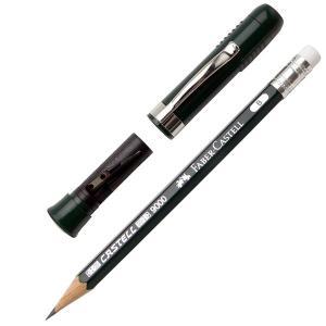 鉛筆 / ファーバーカステル FABER-CASTELL 鉛筆 パーフェクトペンシル カステル9000番 119037 (3000) penworld