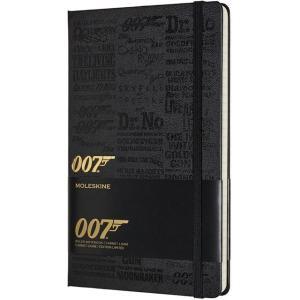 モレスキン MOLESKINE ノートブック 限定版 007 LEJBQP060B 5181024 ラージサイズ 横罫 41298 (3500)|penworld