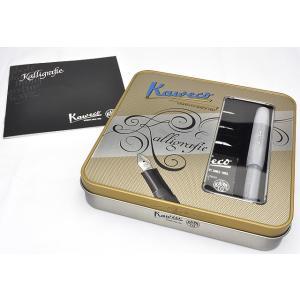 カリグラフィー カヴェコ 名入れ 無料 KAWECO カリグラフィーペン セット ナチュラルココナッツ CALI-NC|penworld|05