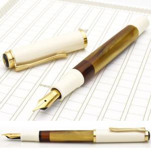 万年筆 ペリカン PELIKAN 特別生産品(限定品) クラシック M200 ゴールドマーブル|penworld|04