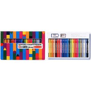色鉛筆 ブランド / サクラクレパス 色鉛筆 クーピーペンシル FY24R1 24色 ソフトケース入り 80CFY24R1 (2000)|penworld