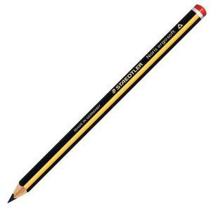 ステッドラー 鉛筆 ノリス エルゴソフト 153 軸径9mm 1ダース 72P153 (2760)|penworld