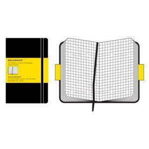 モレスキン クラシック ラージサイズ 408887 QP061JP スクエアードノートブック 49A408887 (2900)|penworld