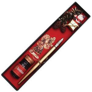 ルビナート クリスマス ライン ホルダーペン MC/01-3800 ゴールド 8661 |penworld