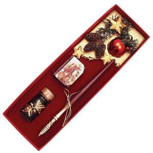 ルビナート クリスマス ライン ウッディホルダーペン MC/05-6000 メタルハンドル 8667 |penworld