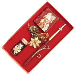 ルビナート クリスマス ライン ウッディホルダーペン MC/07-5300 メタルハンドル 8669 (5300)|penworld