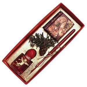 ルビナート クリスマス ライン ウッディホルダーペン MC/08-4100 カラーメタル|penworld