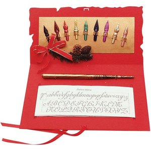 ルビナート クリスマス ライン ウッディホルダーペン MC/12-4700 8674 |penworld