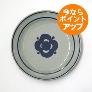 Lisa Larson/リサ・ラーソン/rund/梅の花ダブル/西山陶器/波佐見焼/ルンド/プレート/お皿|pepapape