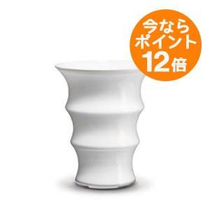 【ポイント12倍&送料無料】KAREN BLIXEN(H17cm) ホワイト/フラワーベース・花器/HOLMEGAARD(ホルムガード)|pepapape