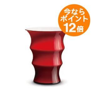 【ポイント12倍&送料無料】KAREN BLIXEN(H17cm) レッド/フラワーベース・花器/HOLMEGAARD(ホルムガード)|pepapape