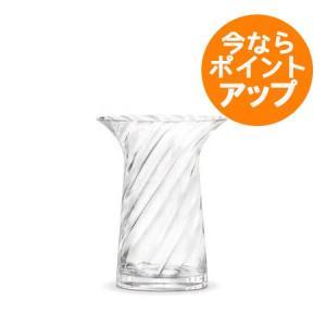 【ポイント12倍&送料無料】FILIGRAN VASE OPTICAL EFFECT/H16cm/フィリグラン/オプティカル/フラワーベース/花器/花瓶/ROSENDAHL/ローゼンダール/北欧|pepapape