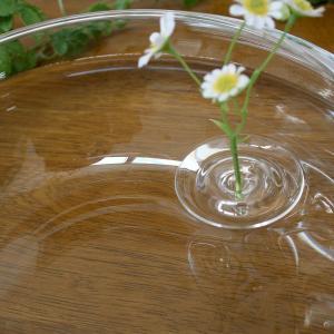 【送料250円】Floating Vase/フローティングベース/RIPPLE/リプル/水に浮かぶ一輪挿し/花器/フラワーベース/oodesign【宅急便コンパクト対応】|pepapape