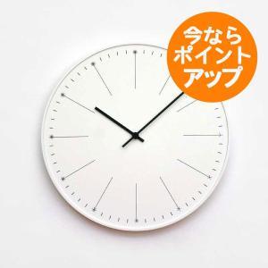【送料無料】dandelion(ダンデライオン)/ホワイト(NL14-11 WH)/壁掛け時計/Lemnos/レムノス/nendo|pepapape