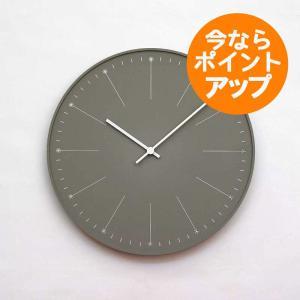 【送料無料】dandelion(ダンデライオン)/ベージュ(NL14-11 BG)/壁掛け時計/Lemnos/レムノス/nendo|pepapape