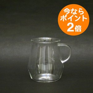 glass mug pitchii(グラスマグピッチー)/TORCH/トーチ/コーヒー|pepapape